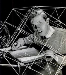 Wire construction of one Euclid's Platonic solids--maybe a dodecahedron?