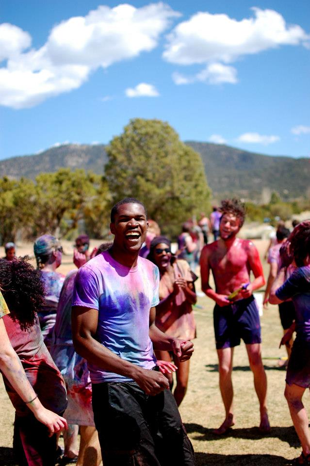 Holi at St. John's
