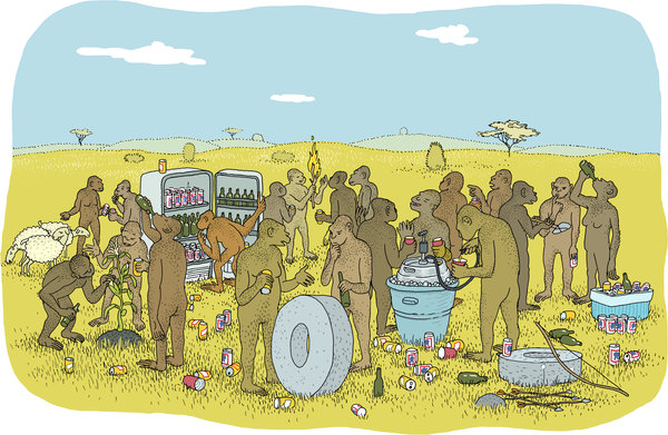 How Beer Gave Us Civilization