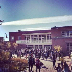 All-College-Seminar at St. John's College, Santa Fe