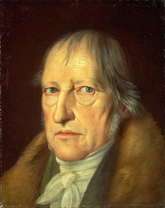 Reading Hegel for Senior Seminar at St. John's College