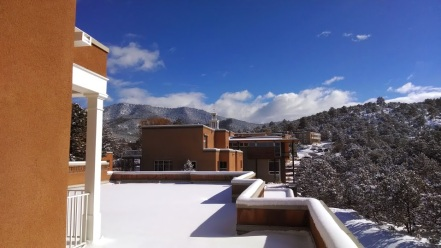 The View from Meem Library