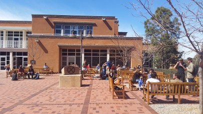 Tunes at Noon -- Wednesday afternoon music in the Placita.