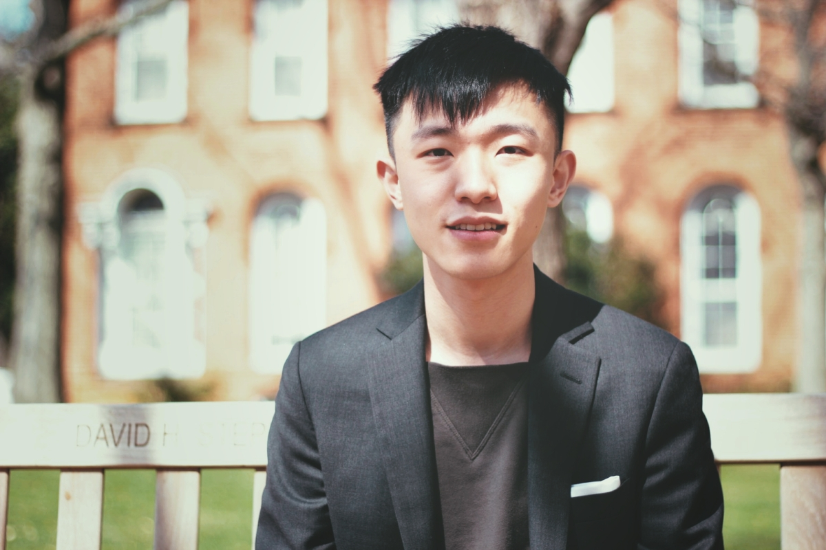 Bioinformatics Candidate, Mr. Randy Zhao
