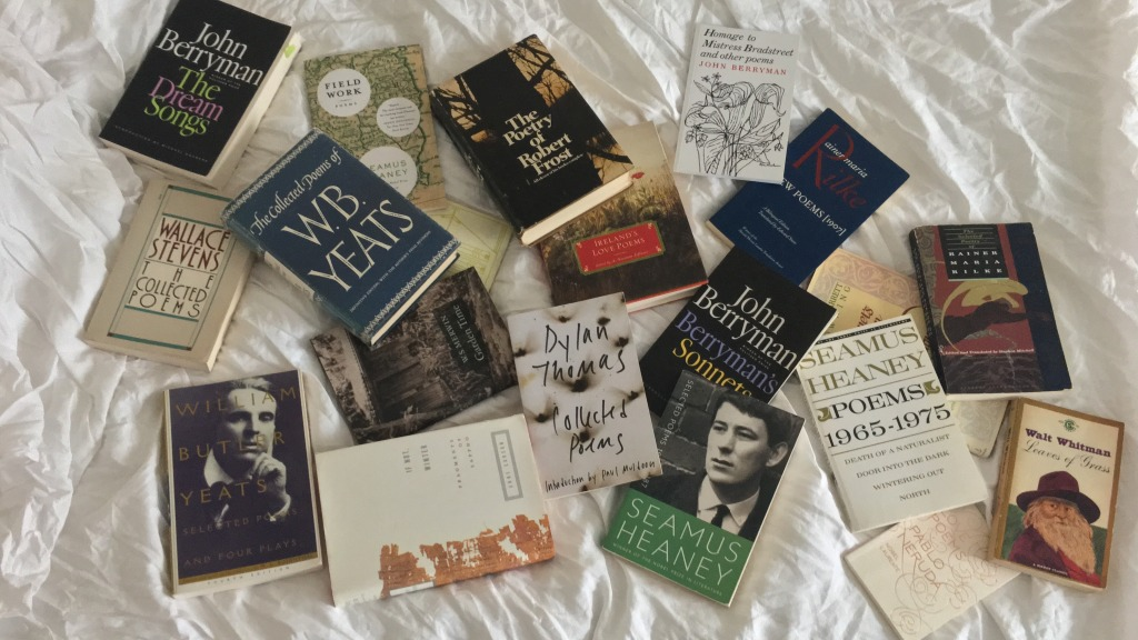 some of my summer reading